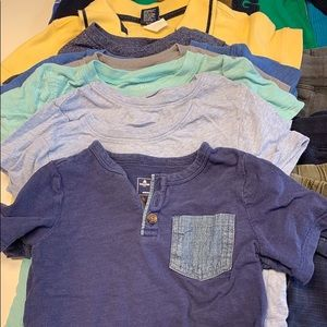Collection of 2T Boys Shirts